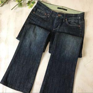 Joes Jeans Rocker Mid Rise Boot Cut Jeans size 26